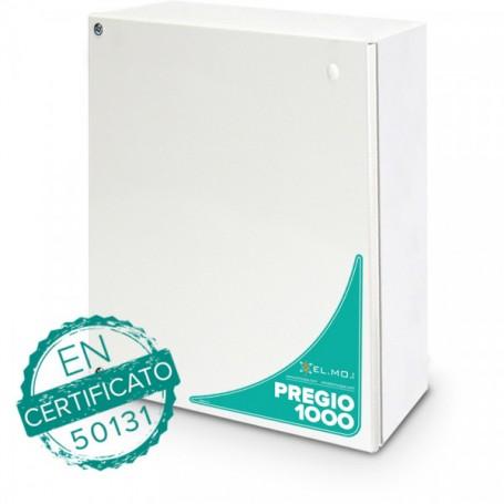 Centrale cablata PREGIO1000