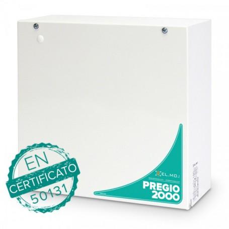 Centrale cablata PREGIO2000