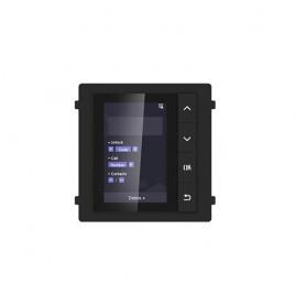 Modulo con display per videocitofono Hikvision
