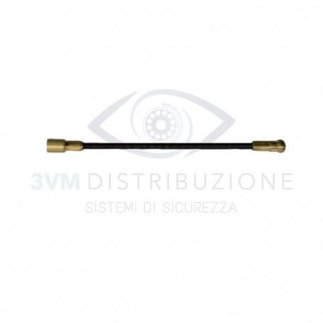 Testa Ø 8 mm, filettata M5 per sonde Ø 5/6 mm Arnocanali