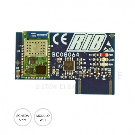 Modulo Wi-Fi per Scheda APP+ RIB