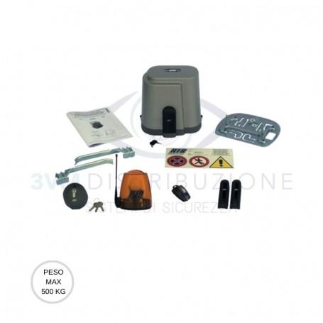 Kit scorrevole 500Kg KIT K500 Rib