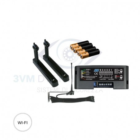 Set Vertigo 8 Wi-Fi AD08042 RIB