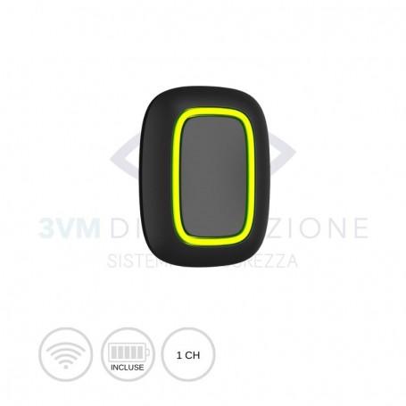Pulsante antipanico wireless Nero 10314