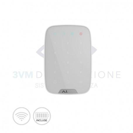 Tastiera wireless KEYPAD Bianco 8706