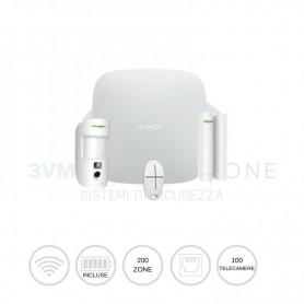 Kit di sicurezza wireless StarterKit Cam bianco 20294 Ajax Systems
