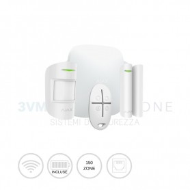 Kit di allarme professionale wireless StarterKIT Plus bianco 20290 Ajax Systems