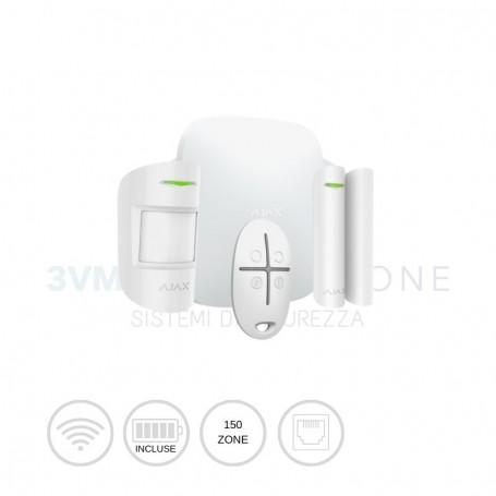 Kit di allarme professionale wireless StarterKIT Plus bianco 20290 Ajax Systems