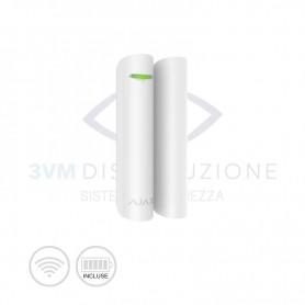 Contatto magnetico porta/finestra DOORPROTECTPLUS Bianco 9999 Ajax Systems