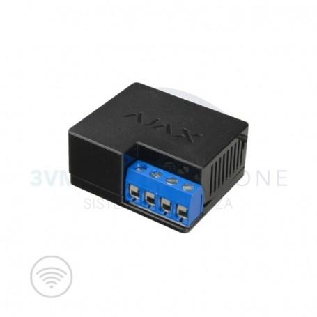 Relè di potenza wireless WALLSWITCH 7649 Ajax systems