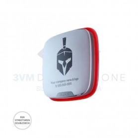 Pannello frontale personalizzabile Brandplate Ajax Systems Bianco 20380