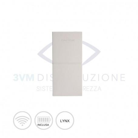 Rivelatore d'apertura mini bianco SH205AT - Daitem Lynx