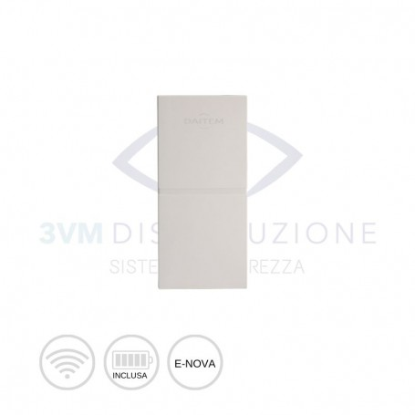 Rivelatore d'apertura mini bianco SH275AT Daitem e-nova