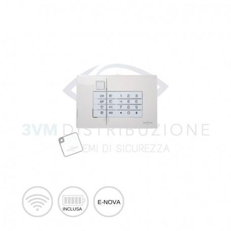Tastiera di comando bidirezionale Daitem SH640AX
