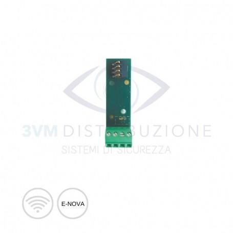 Scheda relay 2 uscite Daitem SH810AX