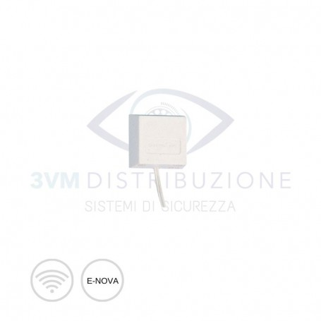 Sensore piezoelettrico bianco Daitem