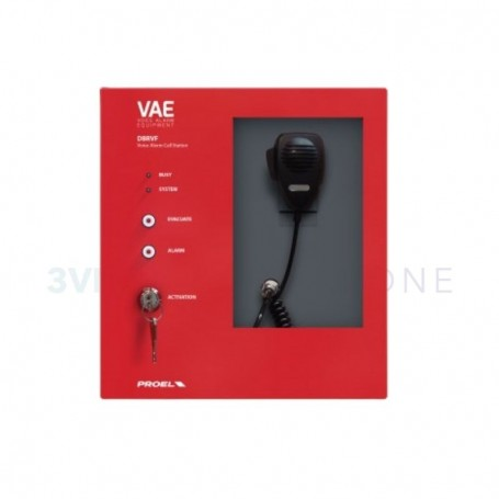 Base VVF completamente monitorata PROEL