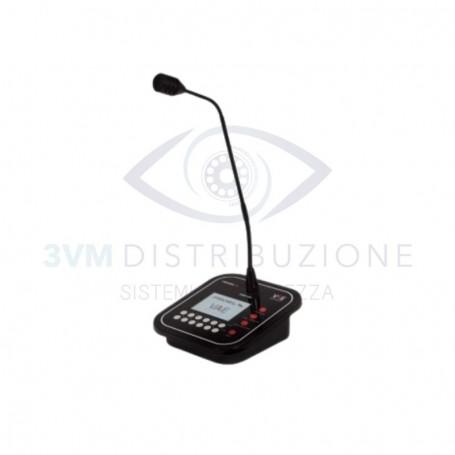 Consolle microfonica a 3 tasti PROEL