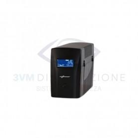 UPS MICRO LCD 1500 Potenza nominale 1500VA 4POWER