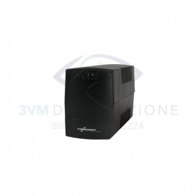 UPS MICRO 650 Potenza nominale 650VA 4POWER