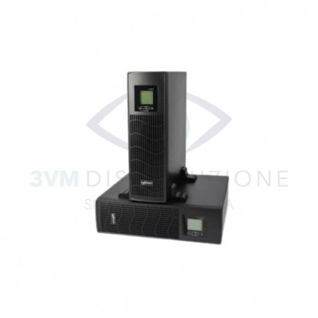 UPS THIRD POWER 6000 R/T - Potenza Nominale 6000VA 4POWER