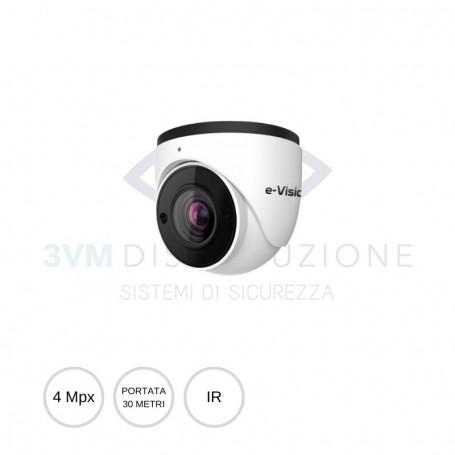 Minidome AHD ottica fissa 3,6mm 4Mpx PROADF06 EL.MO.