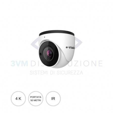Minidome IP 4Mpx varifocal 2,8 - 12mm PROIDM01 EL.MO.