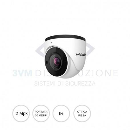 Minidome AHD ottica fissa 2,8mm 2Mpx PROADF03 EL.MO.