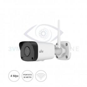 Bullet Camera 4Mpx Wi-Fi IPC2124LR3-F40W-D