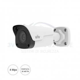 Bullet Mini camera da 4 Mpx IPC2124LR3-PF28M-D