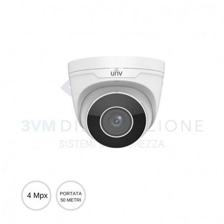 Telecamera Dome 4 Mpx IPC3634LB-ADZK-G UNIVIEW