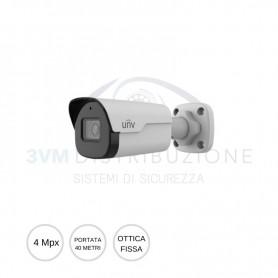 Telecamera Bullet Ottica Fissa 4 Mpx IPC2124SB-ADF28KM-I0 UNIVIEW