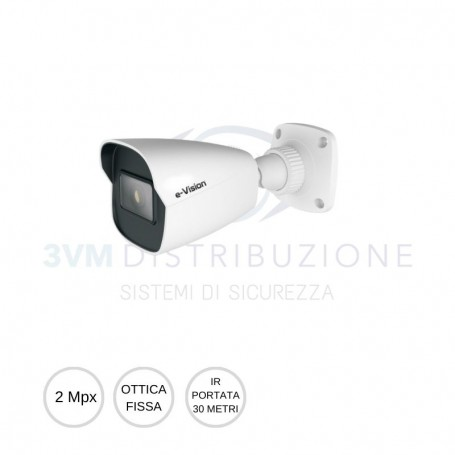 Bullet IP ottica fissa 2Mpx PROIBF02 EL.MO.