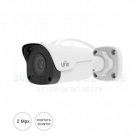 Telecamera Bullet 2Mpx Ottica Fissa IPC2122LB-ADF28KM-G UNV