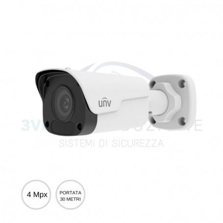 Bullet Mini camera da 4 Mpx IPC2124LR3-PF40M-D