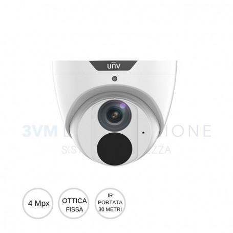 Telecamera Dome Ottica fissa 4Mpx IPC3614SB-ADF28KM-I0