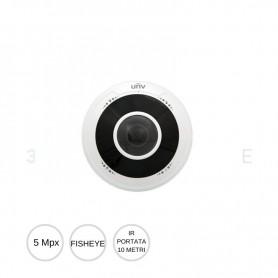 Telecamera Dome Fisheye 5Mpx IPC815SR-DVPF14