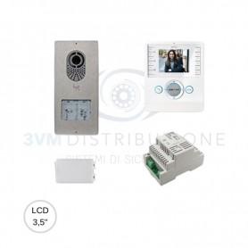 Kit LVKITPEV04- Kit videocitofono espandibile 62620450 CAME