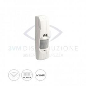 Sensore doppia tecnologia GRIFOXRF ELmo.