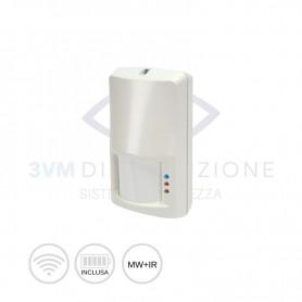 Sensore doppia tecnologia NG-TRX CONDOR2K ELMO