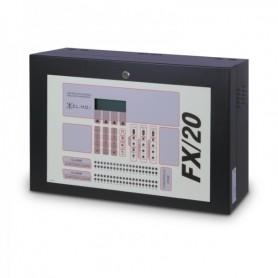 Centrale antincendio analogico-indirizzata FX/20