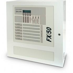 Centrale antincendio analogico-indirizzata FX/50 EL.MO.